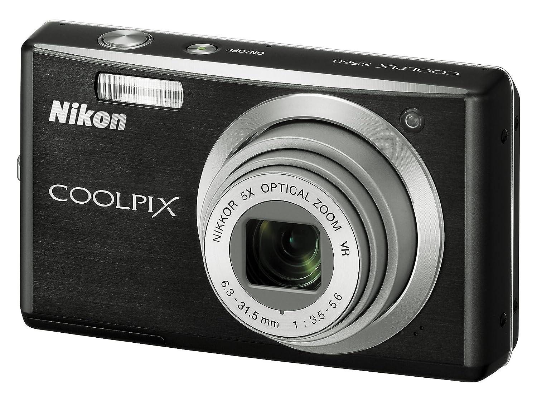 amazon com nikon coolpix s560 10mp digital camera with 5x optical rh amazon com Nikon Cool Pix Instruction Manual Nikon User Manual