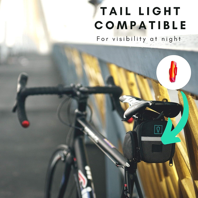 for Bicycles /& Bikes Quick Release Vincita STASH Pack Alien Expand