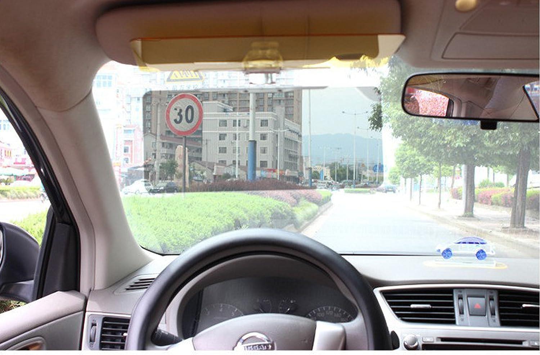Auto-Sonnenblendeverl/ängerung Auto Blendschutz HD-Visier-Sonnenblendeverl/ängerung Sun Blocker Anti-UV-Blendschutz Auto-Windschutzscheibe Tac