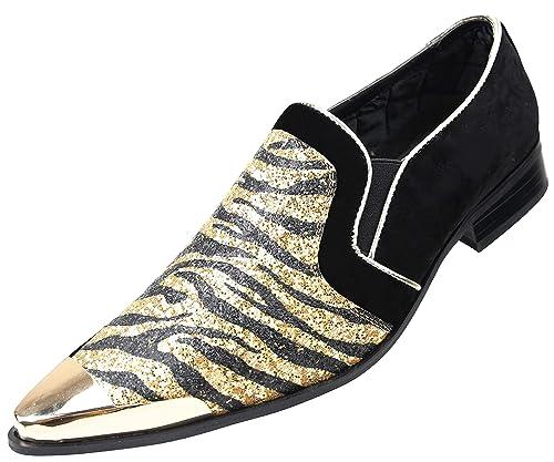 Amazon.com: Amali - Zapatos de vestir para hombre con ...
