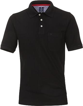 Redmond Polo Camisa Negro: Amazon.es: Ropa y accesorios