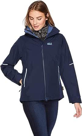 Jack Wolfskin Waterproof Rain Jacket