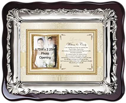 Amazon Personalized Picture Frame Love Anniversary Birthday