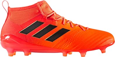 outlet store ad622 c5f00 adidas Ace 17.1 Firm Ground Cleat - Mens Soccer 7 Solar OrangeBlackRed