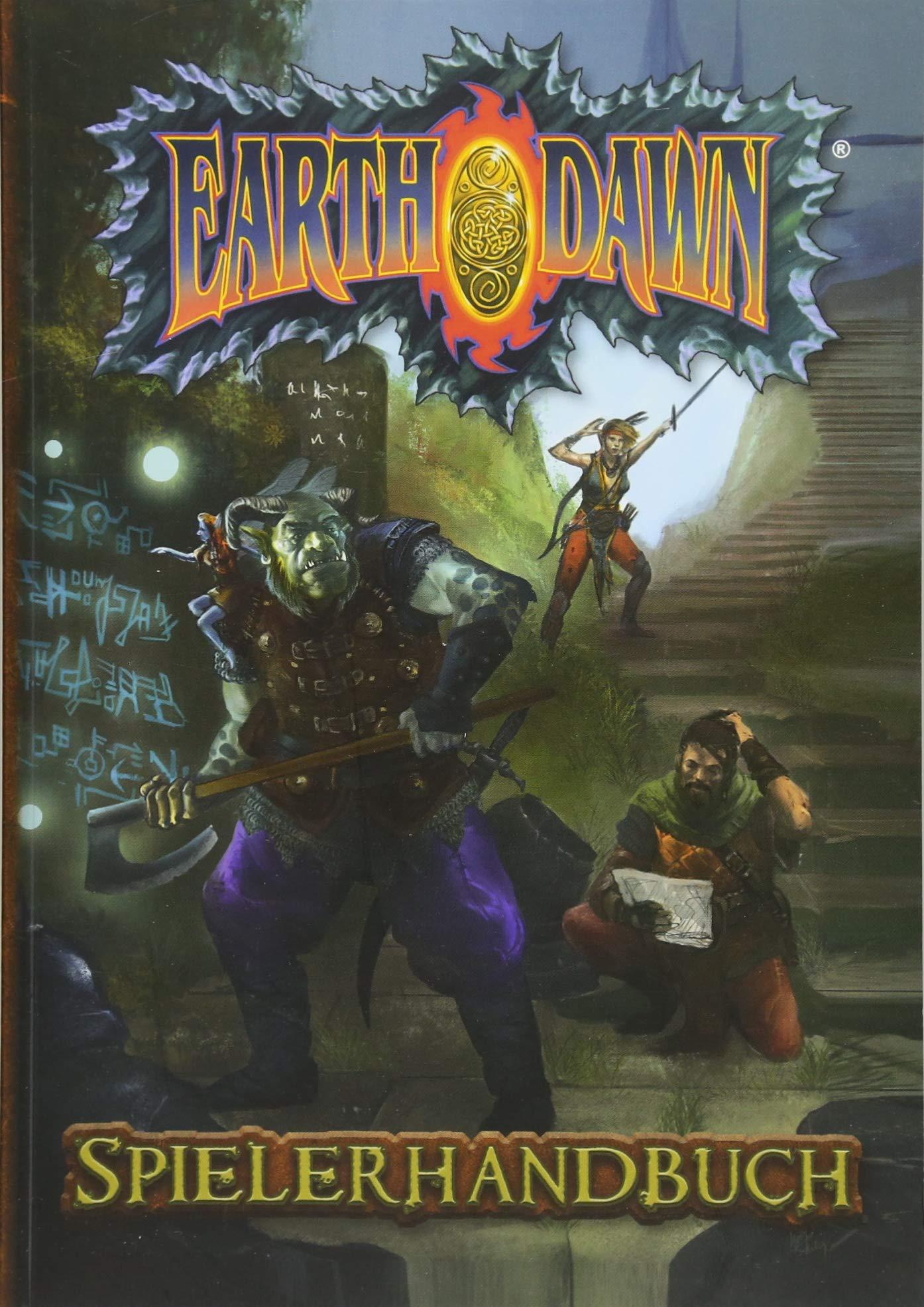 Earthdawn Spielerhandbuch (Taschenbuch) Taschenbuch – 1. März 2018 Benjamin Plaga 3957529018 Spielen / Raten Spiel / Rollenspiel