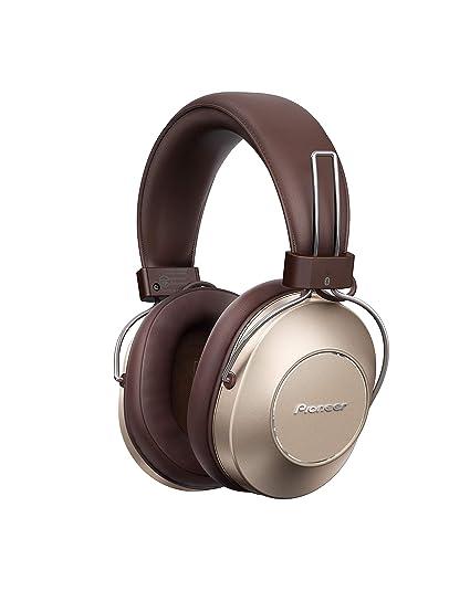 Pioneer S9 Auriculares Over-Ear Bluetooth (Asistente de Voz, NFC, cancelación de