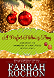 A Perfect Holiday Fling (Moments in Maplesville Book 1)