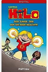 Hilo 01: Der Junge, der auf die Erde krachte (German Edition) Kindle Edition