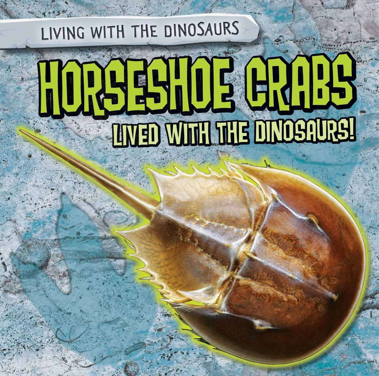 Download Horseshoe Crabs Lived With the Dinosaurs! (Living With the Dinosaurs) ebook