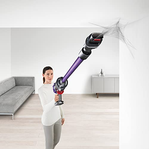 The Dyson V10 can help you with many tasks