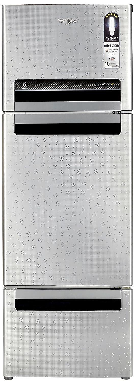 Whirlpool 240 L Frost-Free Multi-Door Refrigerator (FP 263D PROTTON ROY STEEL KNIGHT (N), Steel Knight)