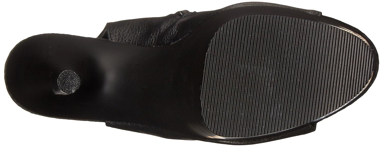 Pleaser Damen Adore 1018 Stiefel Leder/Blk schwarz (Blk Faux Leder/Blk Stiefel Matte) be3b2f