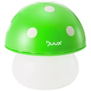 Duux Air Humidifier and Night Light - Mushroom Green