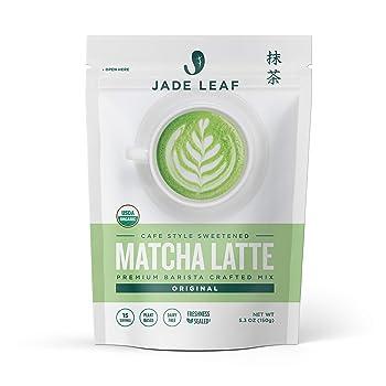 Jade Leaf Matcha Organic Japanese Mix Sweet Matcha Tea