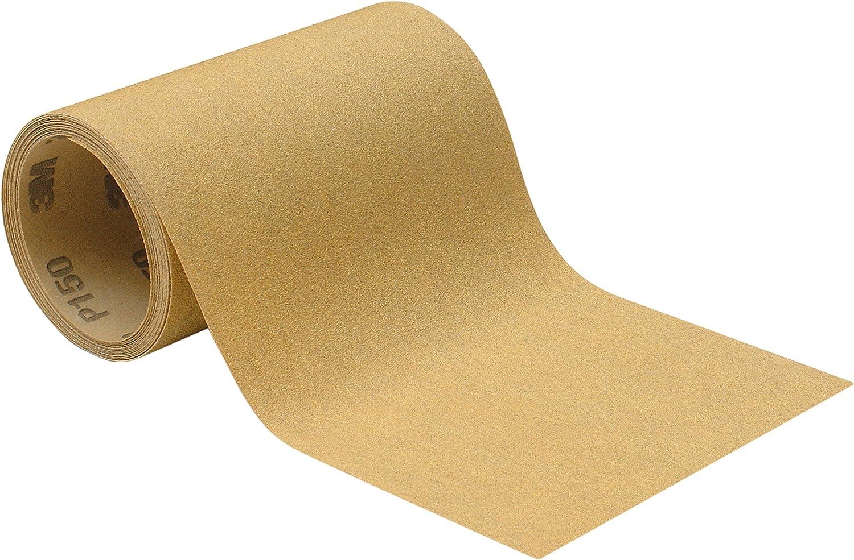 para desbaste 4312 beige 3M rollo de papel de lija universal SandBlaster