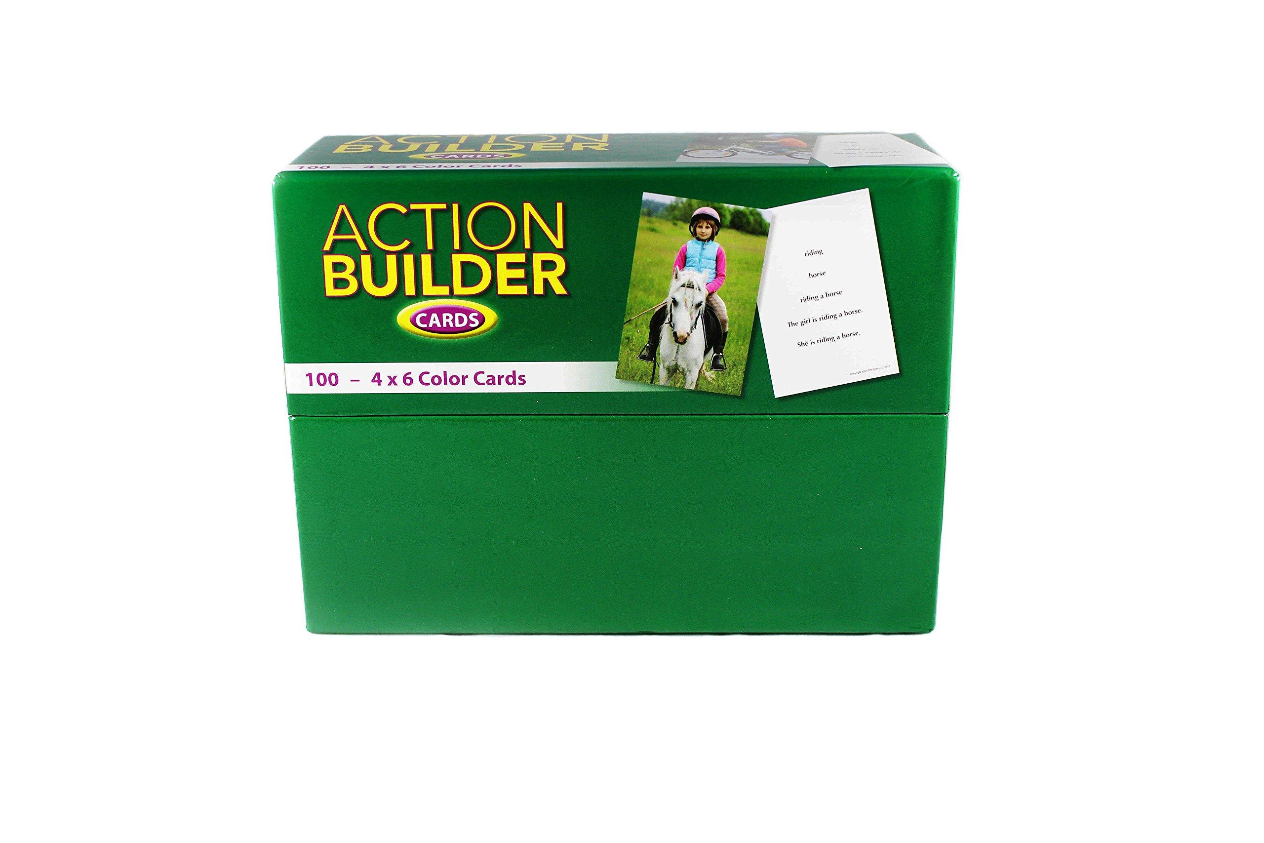 Action Builder Cards by Action Builder Cards