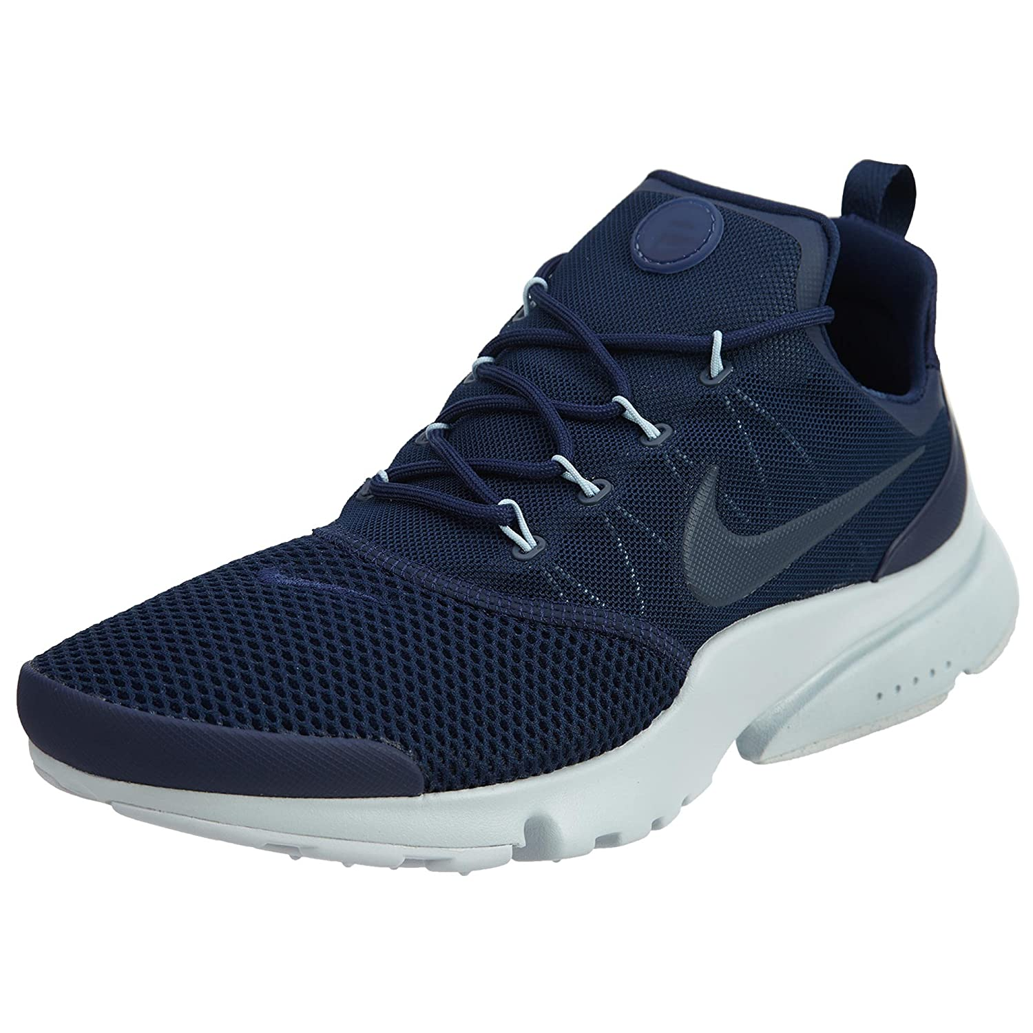 19e46d78420d5 New Arrival Nike Men Presto Fly Running Sneaker Shoes Midnight  Navy Midnight Navy The Cheapest