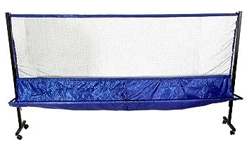 Practice Partner - Red recogepelotas para tenis de mesa, color azul: Amazon.es: Deportes y aire libre