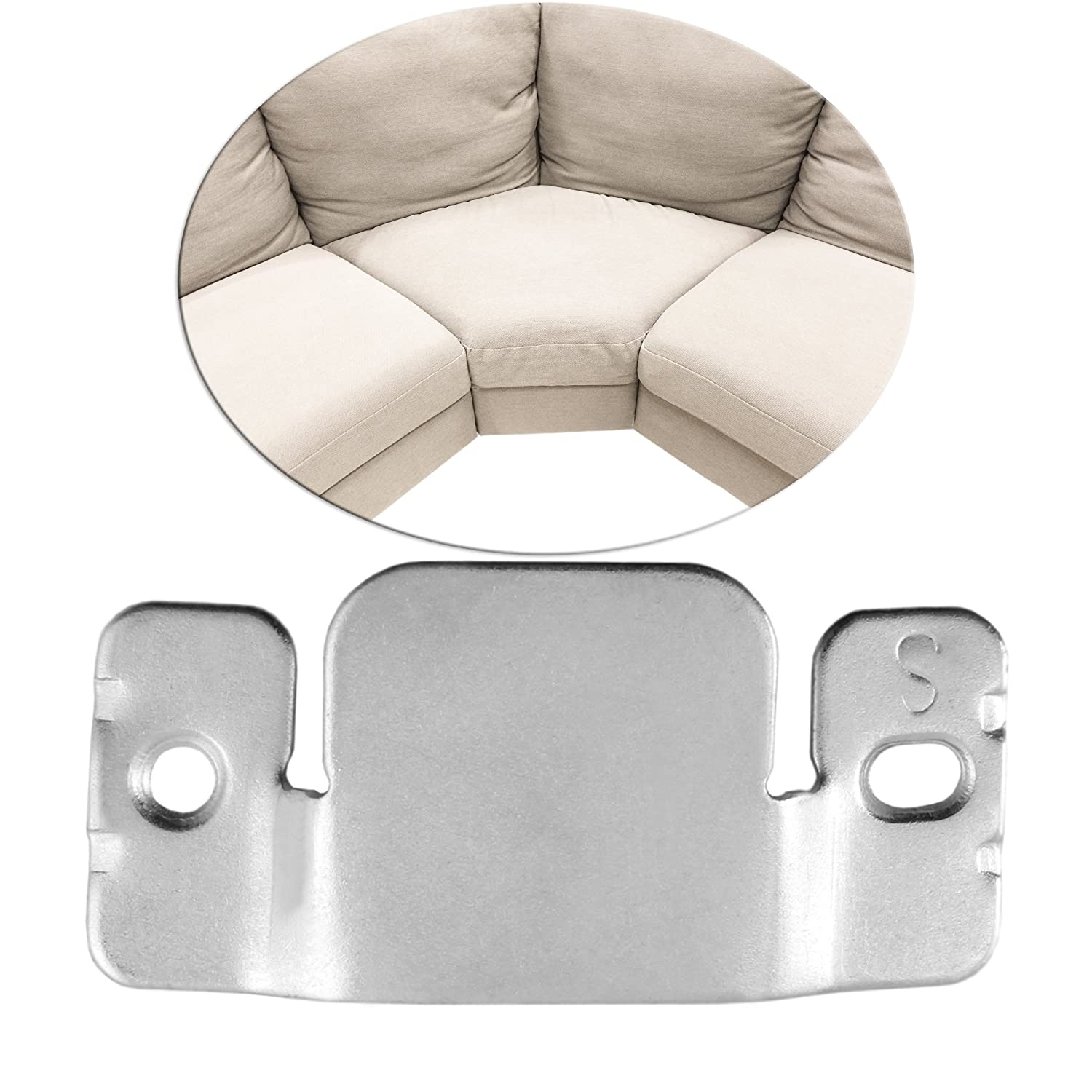 Amazon Universal Sectional Sofa Interlocking Sofa Connector