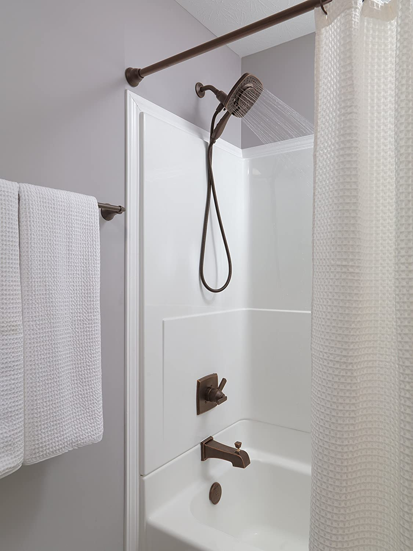 delta t17464 rb i ashlyn monitor 17 series tub shower trim with delta t17464 rb i ashlyn monitor 17 series tub shower trim with in2ition two in one handshower showerhead venetian bronze amazon com