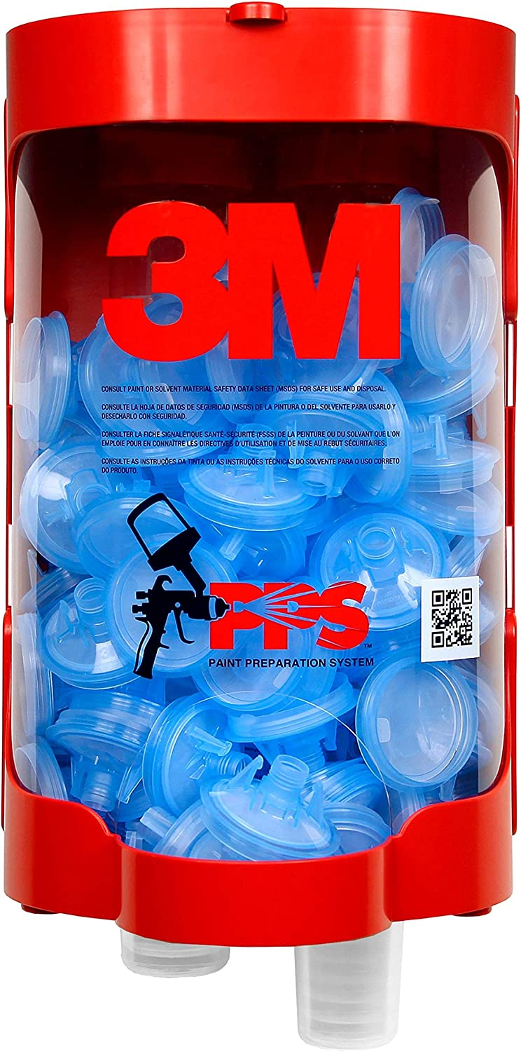 PPS 3M 16298 Mini/Micro Lid and Liner Dispenser