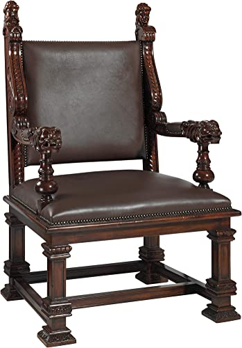 Design Toscano Lord Cumberland's Throne Chair
