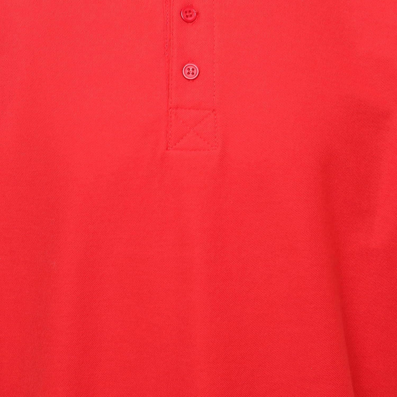 Linen Galaxy School Uniform Red Polo T Shirts Plain Kids T Shirt Boys Girls Tee Top Sports