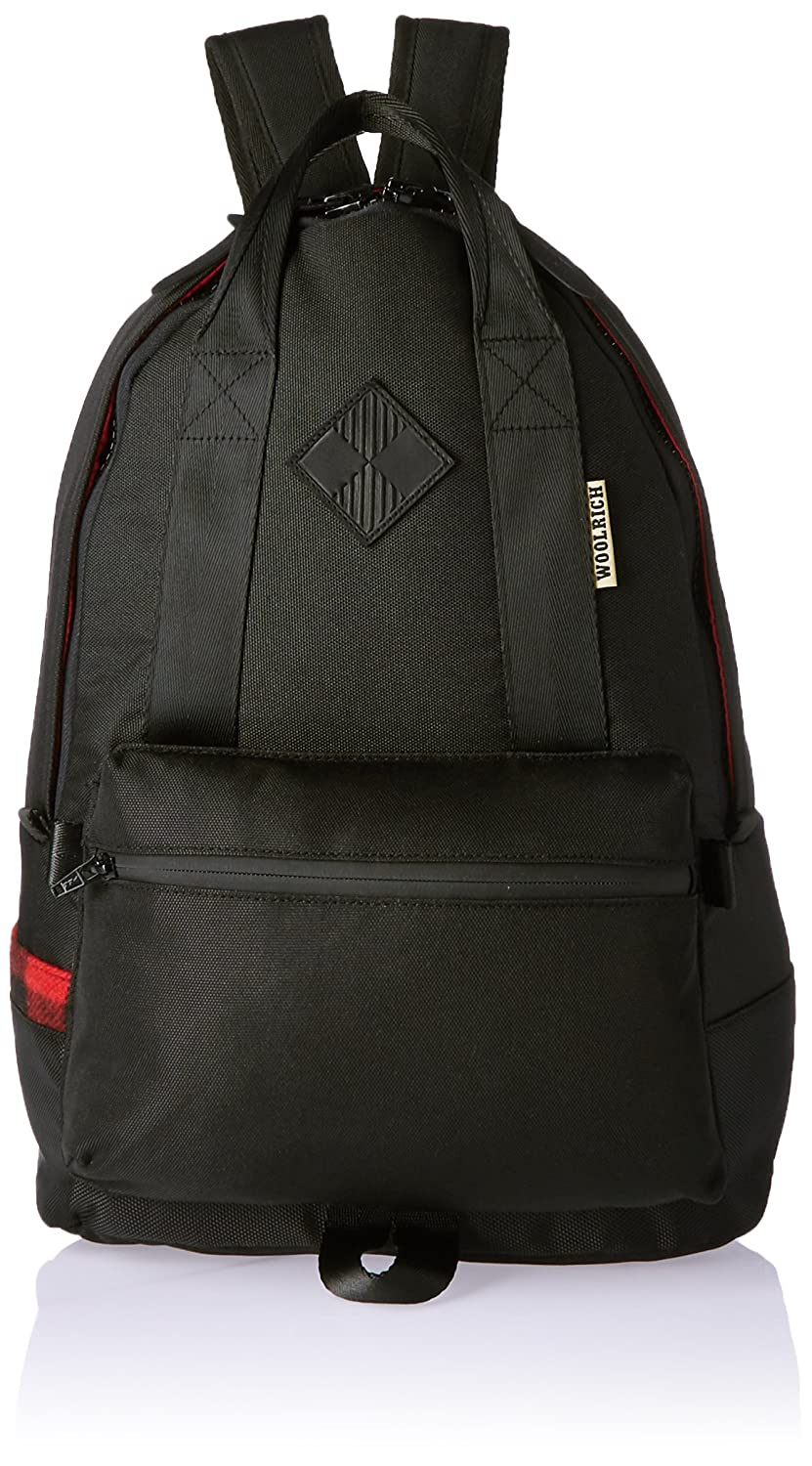 0f6587ae6 Amazon.com: Woolrich Woolrich X The Hill-side Daypack Bag, BLACK