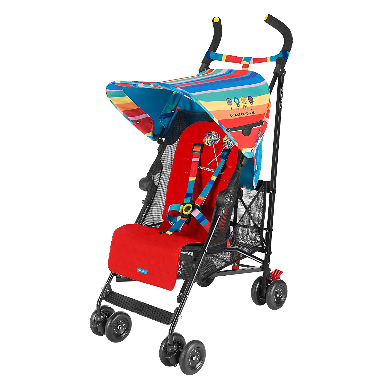Amazon.com: Maclaren Dylans Candy Bar Volo cochecito ...