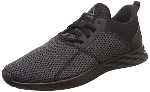d4c0dff76 Reebok Women s Astroride Strike Black Ash Grey Running Shoes-4 UK India (