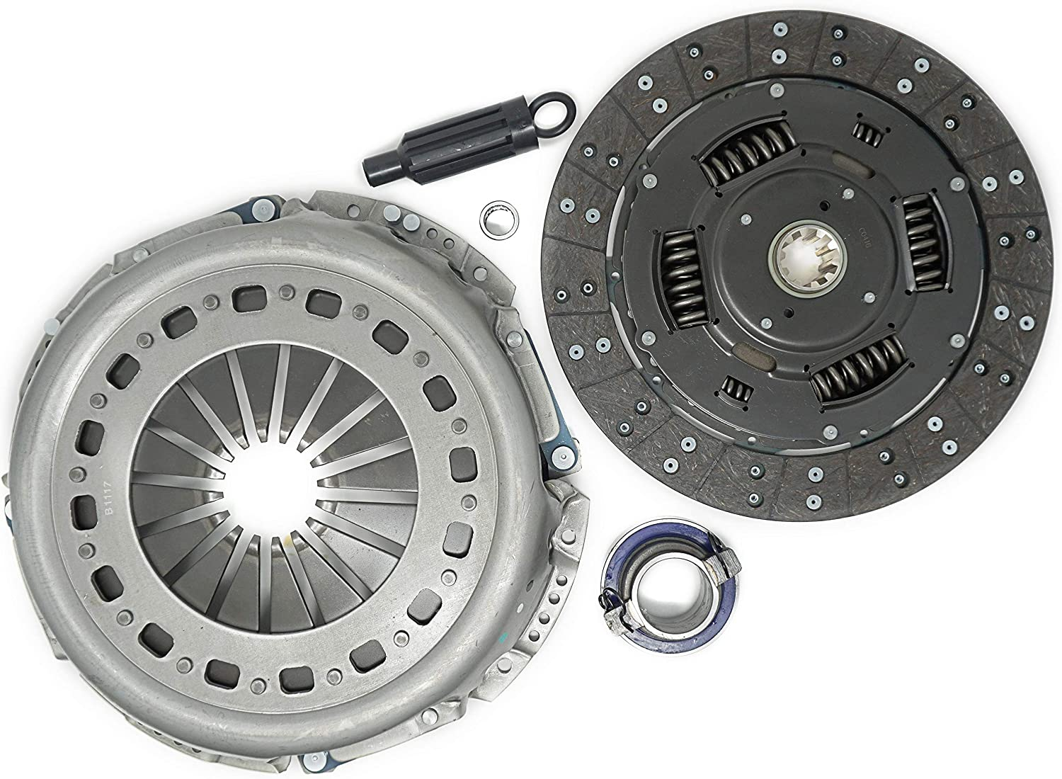 05-101 Platinum Driveline Complete Clutch Kit Compatible With Dodge Ram 3500 01-07