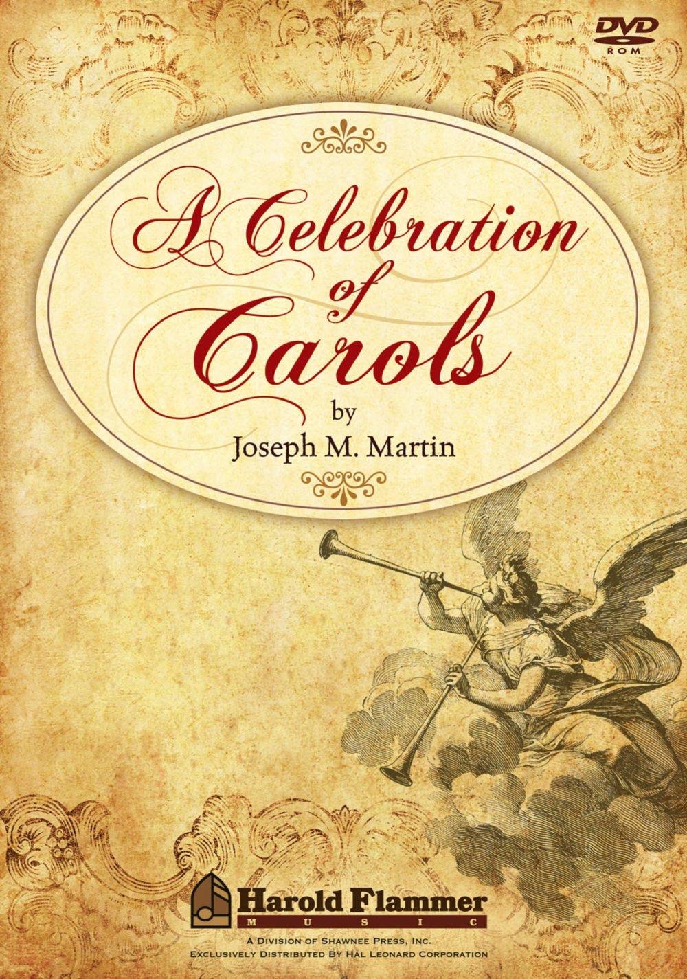 Shawnee Press A Celebration of Carols DIGITAL PRODUCTION KIT composed by Joseph Martin pdf