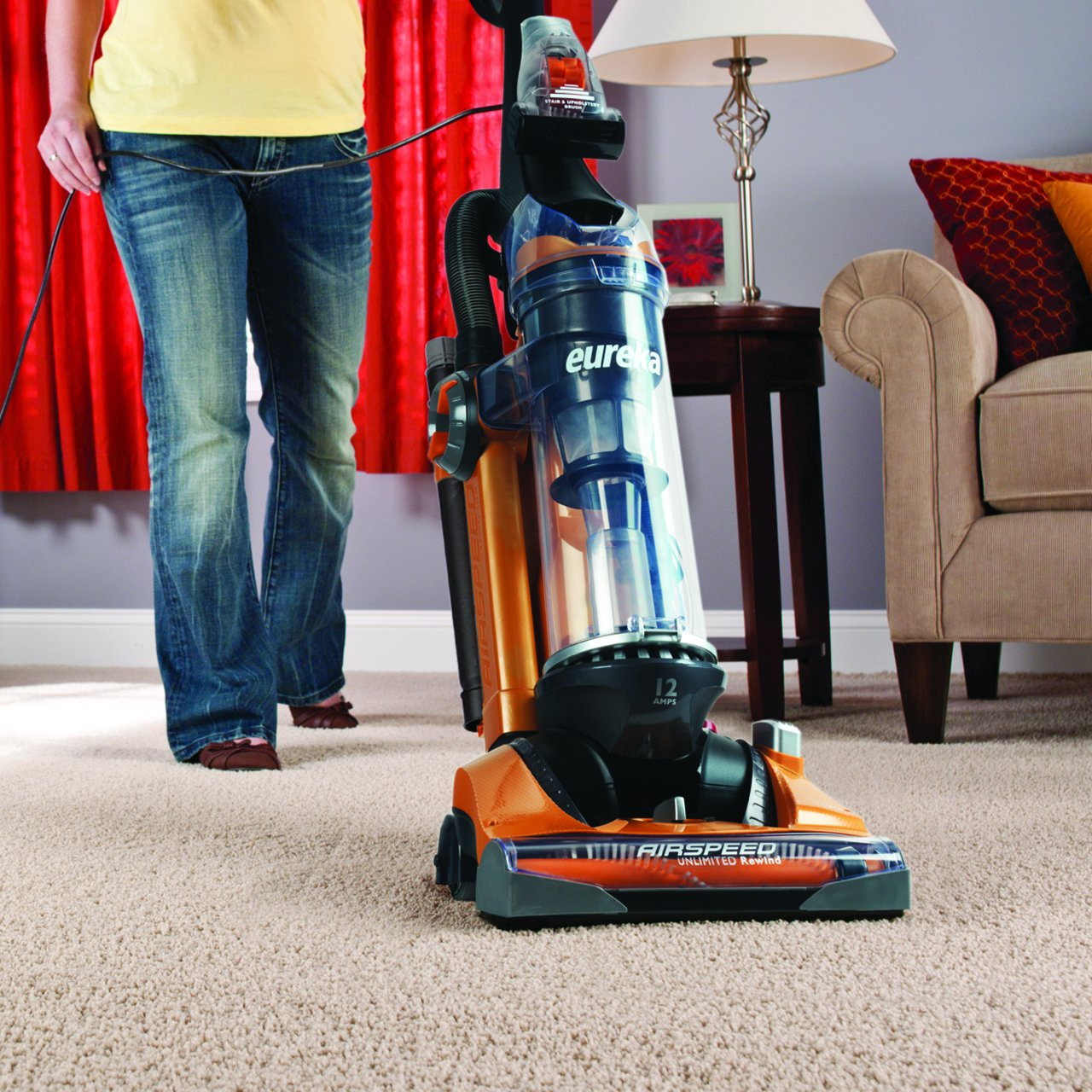 Eureka AirSpeed Upright Vacuum AS3030A