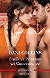 Sheikh's Princess Of Convenience (Bound to the Desert King Book 3)