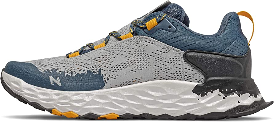 New Balance Fresh Foam Hierro V5, Zapatillas de Trail Running Hombre: Amazon.es: Zapatos y complementos