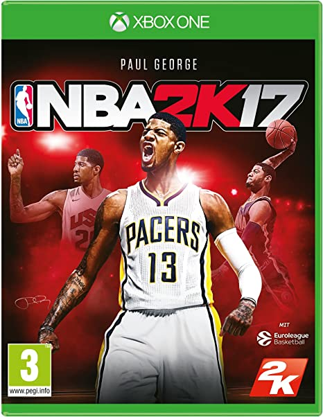 Take-Two Interactive NBA 2K17 Xbox One Básico Xbox One vídeo ...