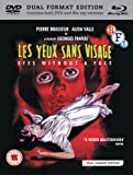Eyes Without a Face (Dual Format Edition) [DVD+ Blu-ray] [1960]