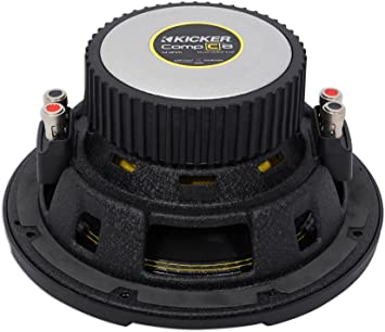 Kicker 40 cwd84 woofer de 8 Pulgadas compc84 Negro: Amazon.es ...