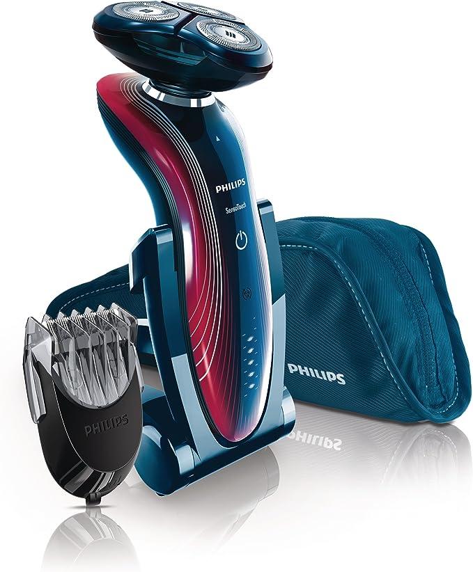 Philips SensoTouch RQ1175 - Afeitadora eléctrica rotativa para ...