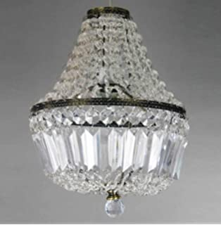Clear acrylic beaded prism chrome ceiling light shade easy fit clear acrylic beaded prism antique brass ceiling light shade easy fit pendant by dove mill lighting aloadofball Image collections