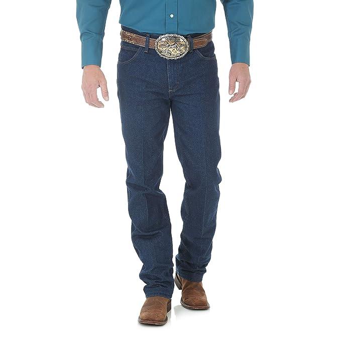 Amazon.com: Wrangler - Pantalones vaqueros de corte delgado ...