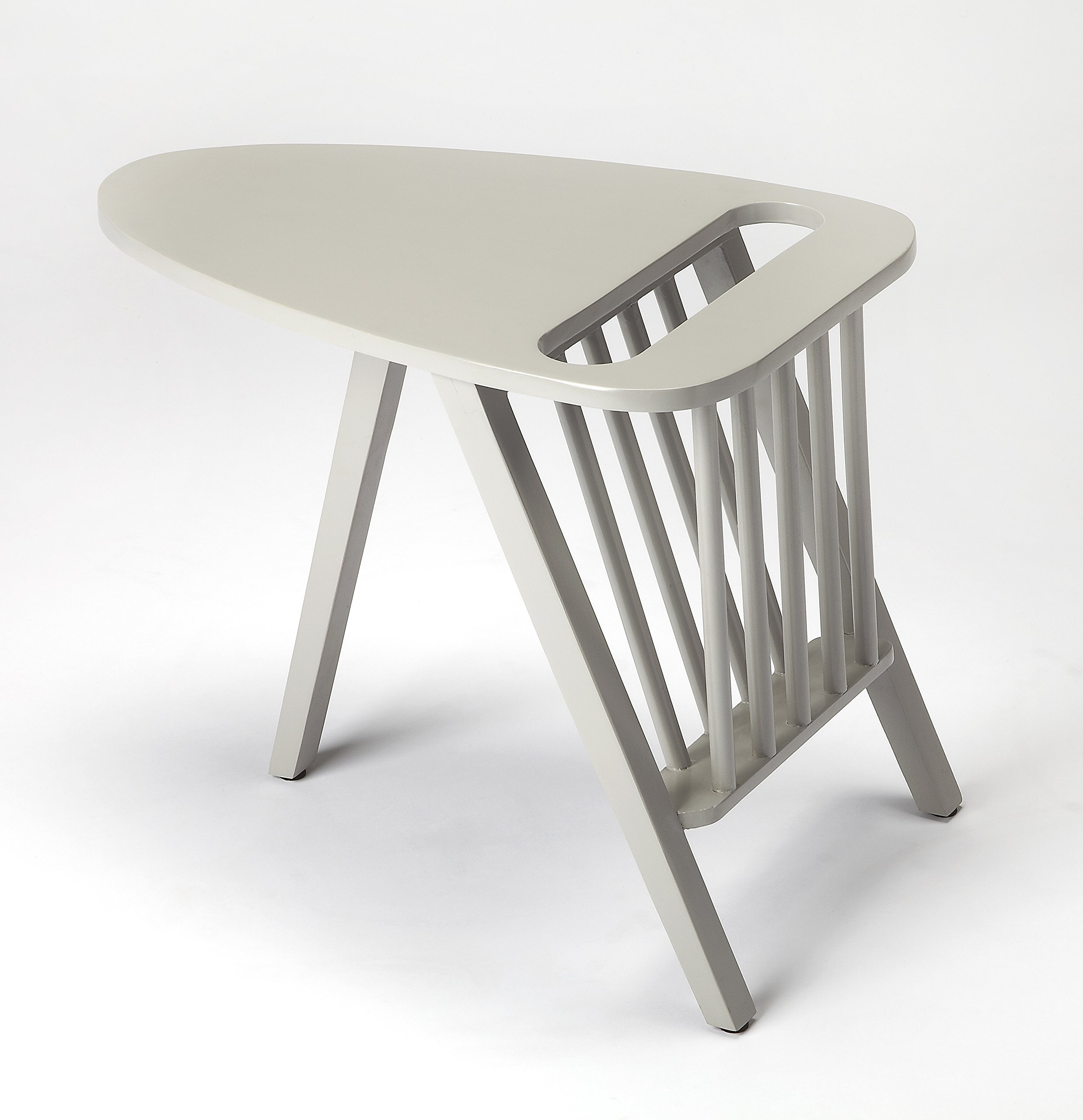 Butler specality company BUTLER 1188266 LOWERY GRAY MAGAZINE TABLE
