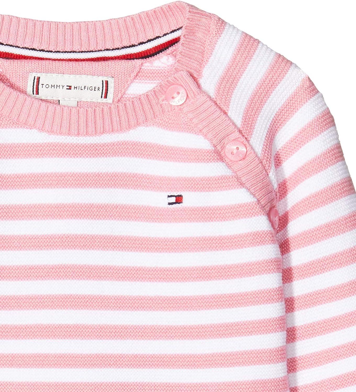 Tommy Hilfiger Baby Stripe Knitted Giftbox Sombrero para Beb/és