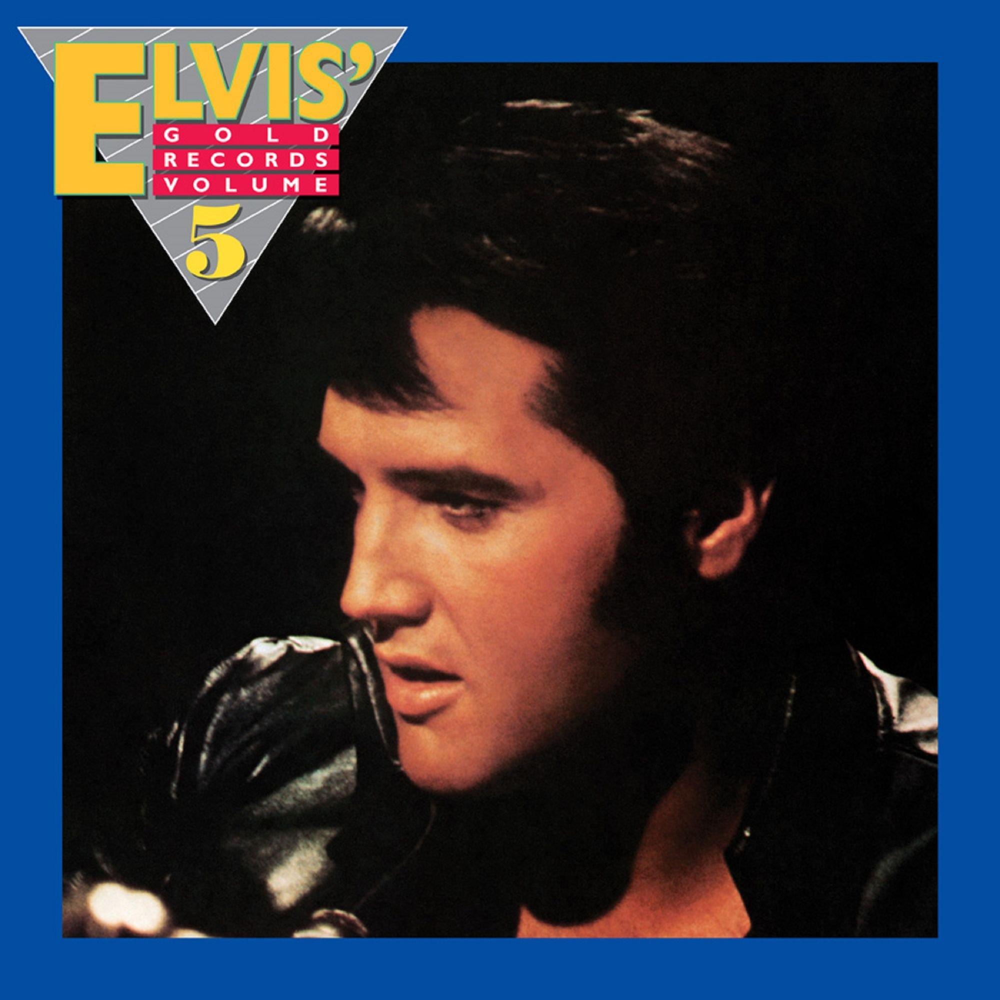 Vinilo : Elvis Presley - Elvis' Gold Records 5 (180 Gram Vinyl, Gatefold LP Jacket, Limited Edition, Anniversary Edition)