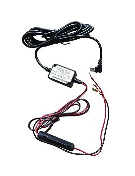 Dash Cam Hardwire Kit con Mini Usb Perfecto para el coche DVR Camera Recorder (Left Angel Mini USB)