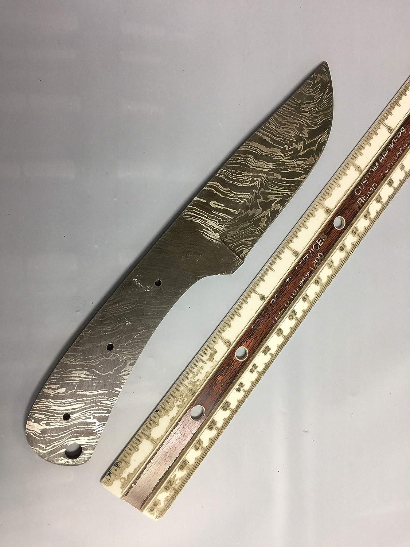 Amazon.com: Cuchillo de espionaje de acero forjado a mano de ...