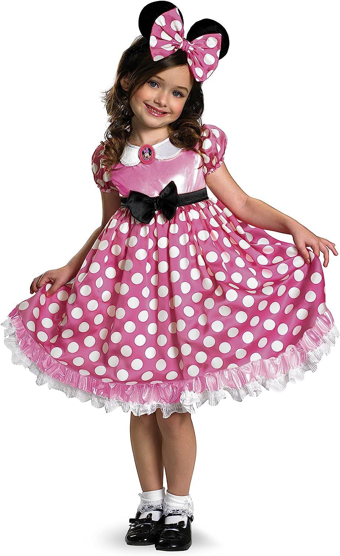Disfraz Disney Mickey Mouse Clubhouse Pink Glow Minnie Rat-n In ...