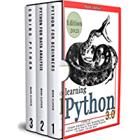 LEARNING PHYTON: 3 Books in 1: Ultimate Beginners guide Including Data Analysis and 50 Step-By-Step Coding Projects in…
