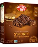 Enjoy Life 100% Decadence Soft Baked 1.2 Ounce Bars, S'mores, 5 Count