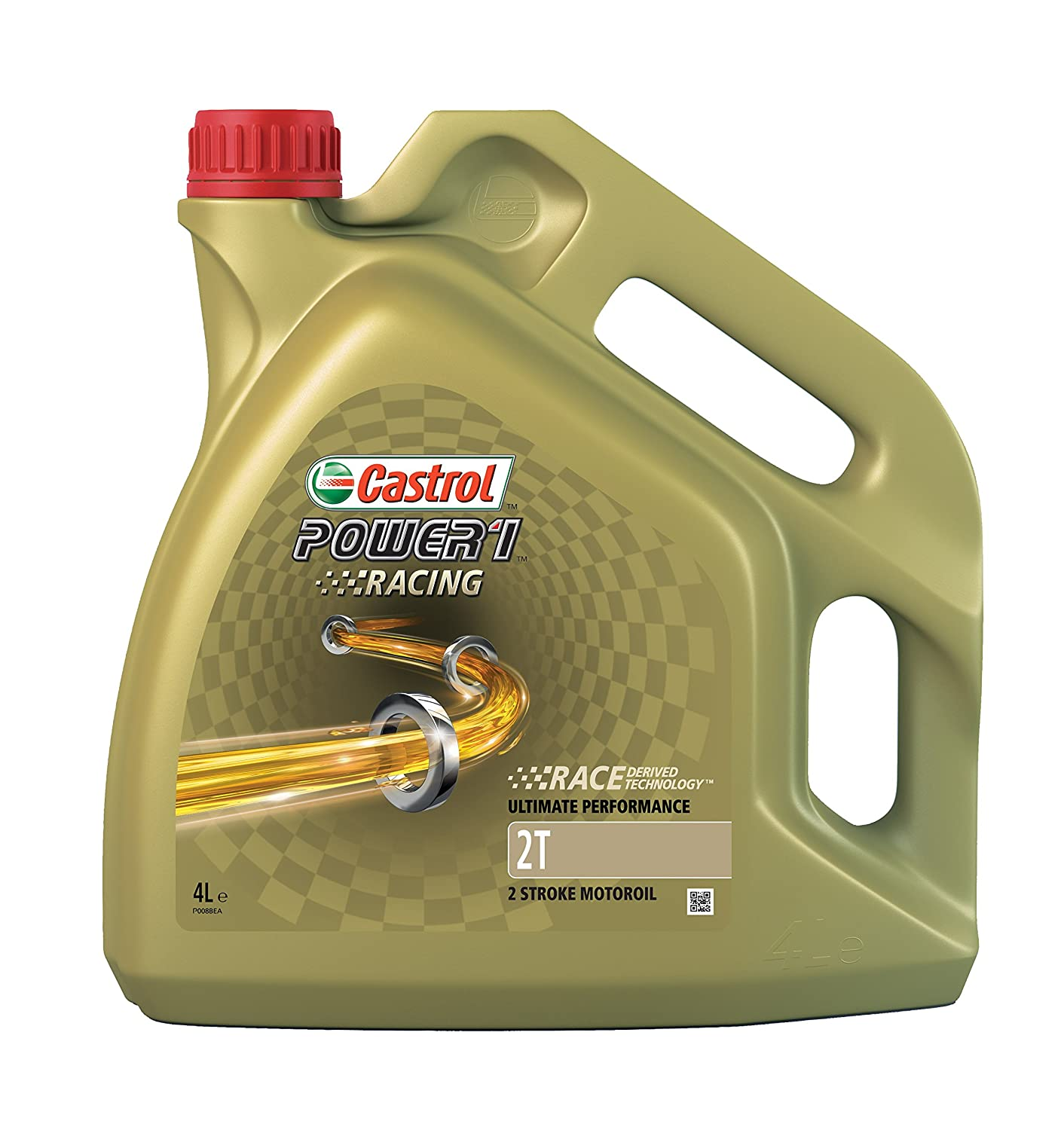 Castrol Power 1 Racing Motorenö l 2T 1L Castrol Limited 15434F